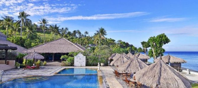Penginapan di Lombok